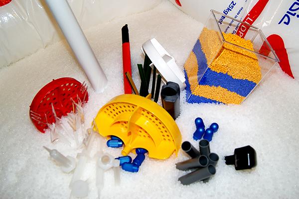 Tillverkning av lego